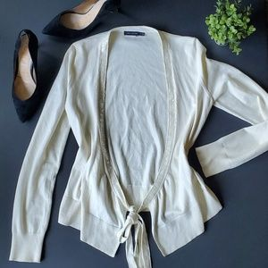 ⚘The Limited White Soft Cardigan